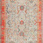 Turkish oushak rugs