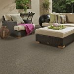 Outdoor carpets will complement tour deck or patio