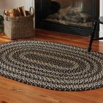 How to make your room beautiful with oval braided rugs