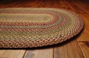 oval braided rugs azalea braided rugs LYNAOXT