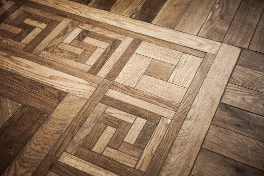 pattern of oak parquet flooring RWXOSHA