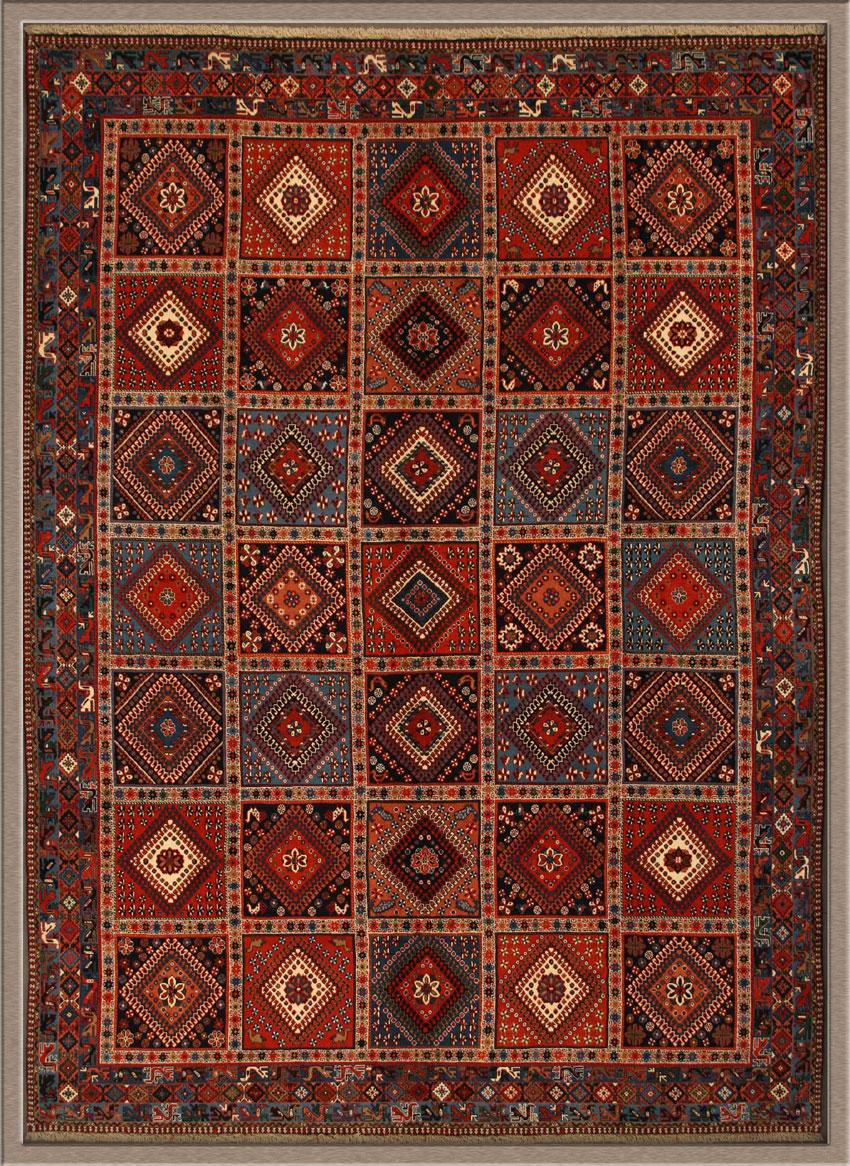 persian rug designs old persian yalameh rug IRGFABE