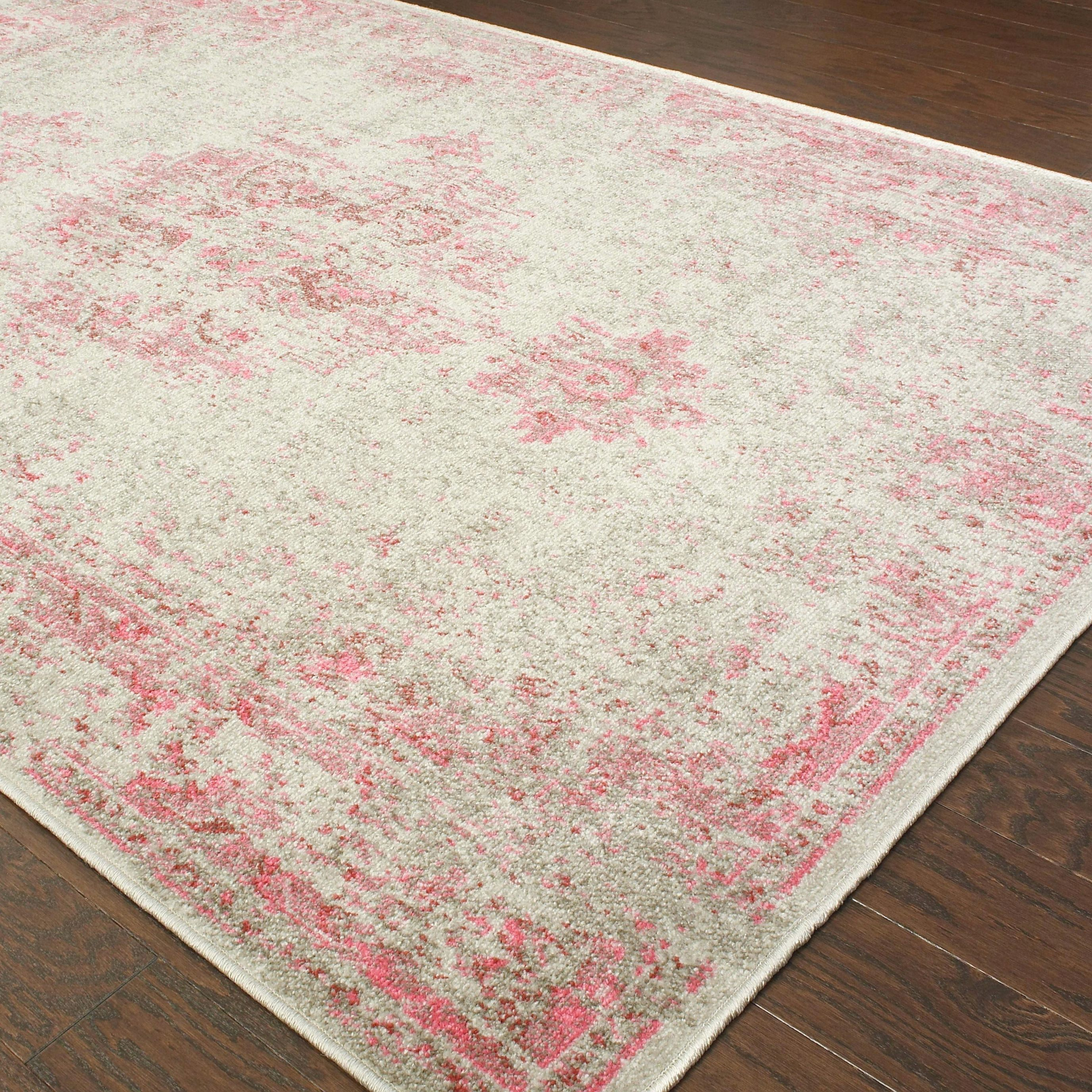 photo 6 of 11 pink area rugs cheap rug for nursery tar light IMSKGVP