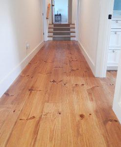 pine hardwood flooring pumpkin pine natural plank tung oil pine plank GTNTPVA