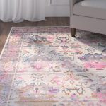 Why are pink area rugs important?