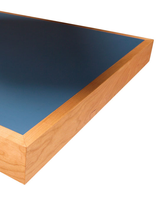 plastic laminate most woodworkers cringe at the thought of applying wood edging to a plastic- CPRUBFG