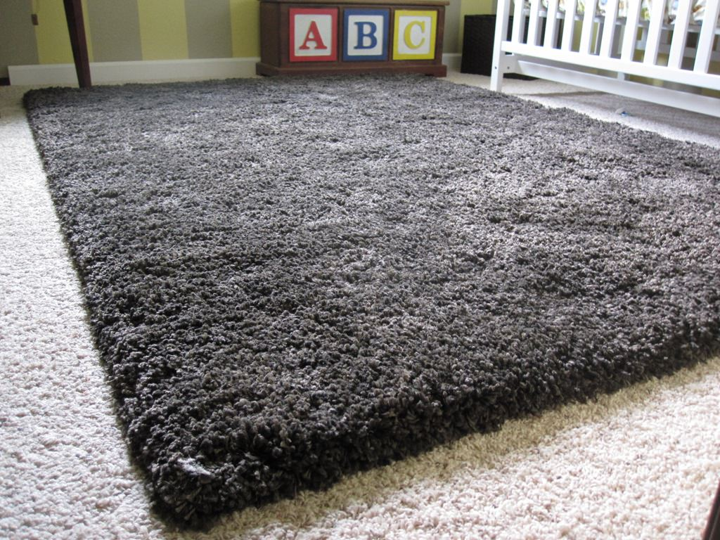 How to clean a plush carpet?