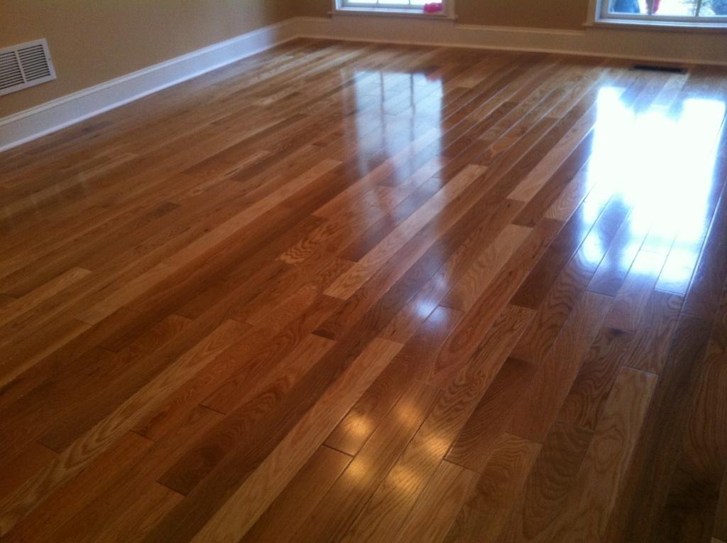 prefinished hardwood flooring gorgeous prefinished oak hardwood flooring choosing between solid or  engineered prefinished hardwood OHXAMGI