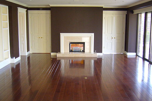 """the preference of prefinished wood flooring"""