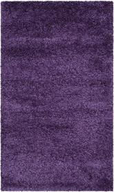 Purple area rug safavieh milan shag sg180-7373 purple KFQBNLB