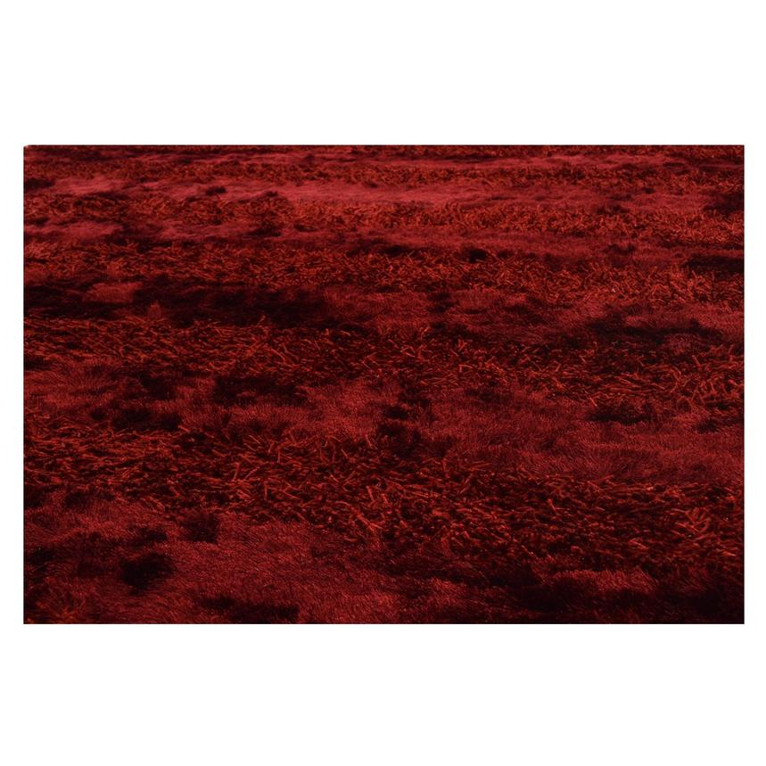 Red area rug fusion red 5u0027 x 8u0027 area rug alternate image, 4 of 6 images XHOWBPI