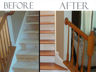 replace carpet on stairs carpet or hardwood on stairs moraethnic regarding how to replace LCKURJX