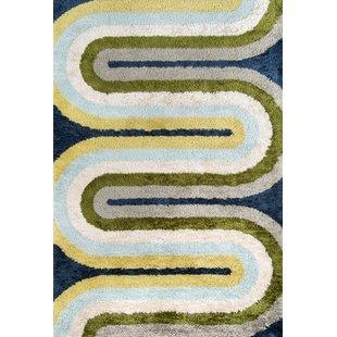 Retro rugs retro wave area rug QBQCMUW