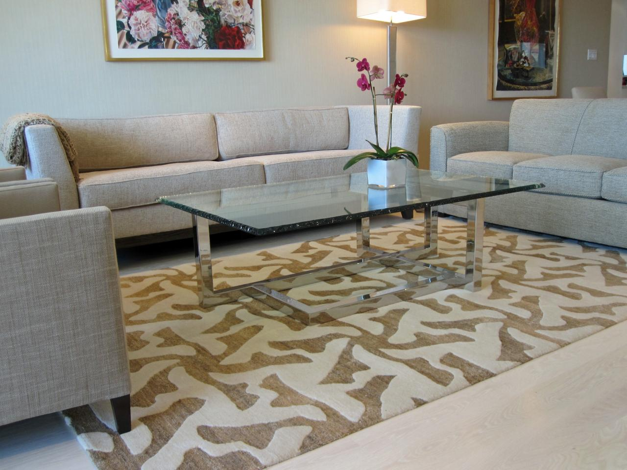 room size rugs choosing the best area rug for your space | hgtv SCEZROK