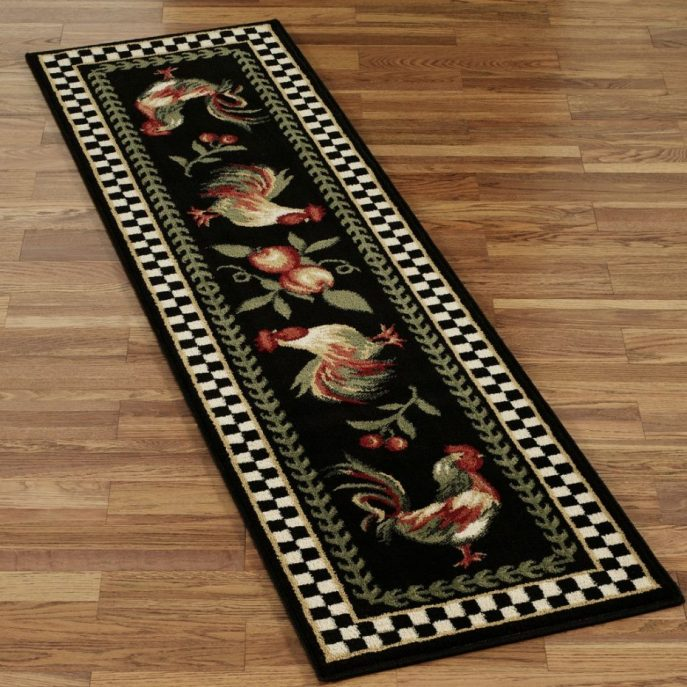 Rooster rugs ... large size of kitchen:french country rooster rugs rooster kitchen rugs  rooster KARBNCP