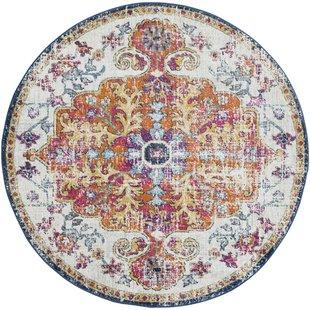 round area rug hillsby saffron area rug CKGCXAG
