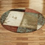 Advantages of round area rug
