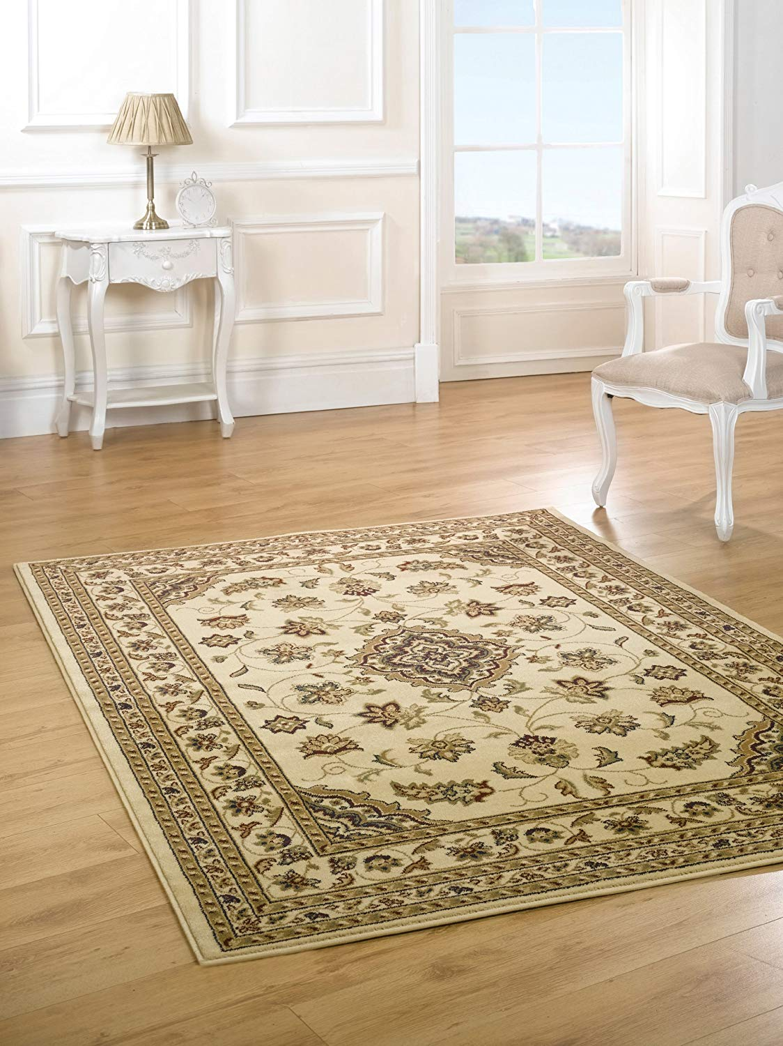 Rug carpet amazon.com: very large new quality traditional beige rug carpet 240 x 330 BFKKWQV