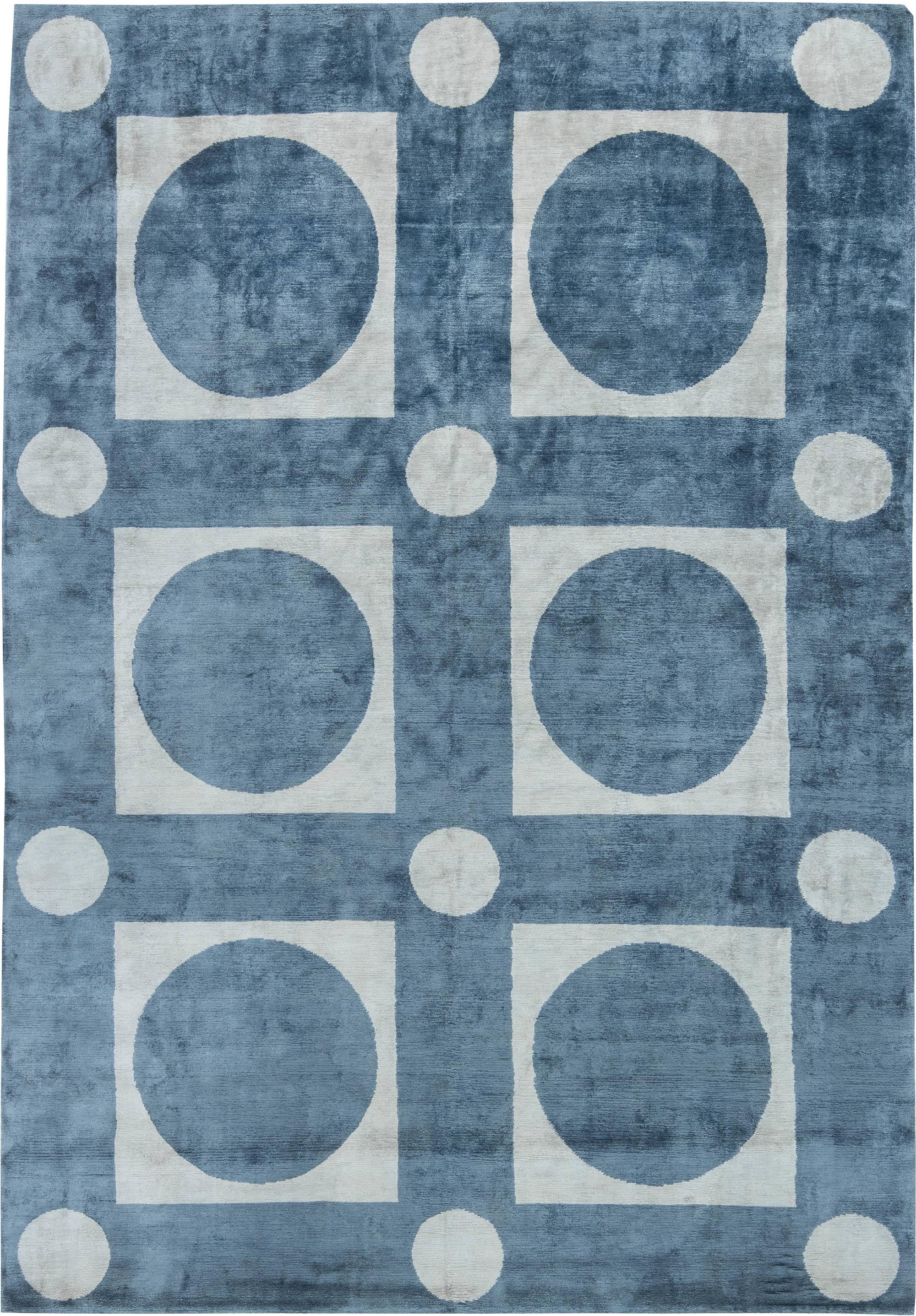 rug design tibetan silk designer rug PVBHNQD