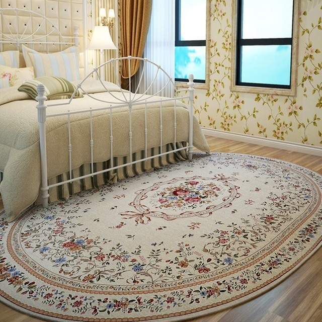 Rugs and carpets american pastoral oval rugs and carpets for home living room countryside  home PSDFBZR