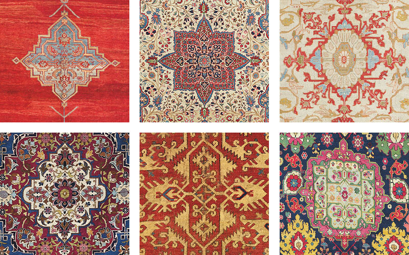 Rugs and carpets collecting guide: oriental rugs and carpets THZOBGO