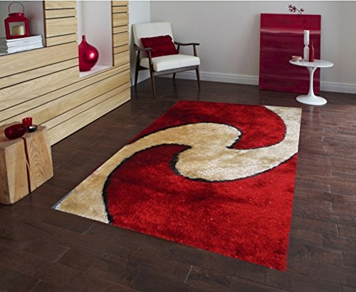 Rugs and carpets rugs and carpets(innovative edge latest design 5d shaggy fur carpet 3feet x UOWRQYB