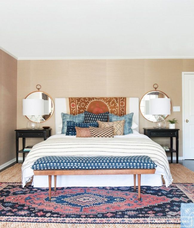 rugs in bedroom awesome bedroom rugs layering rugs turkish over jute bedroom by amber lewis OVILZES