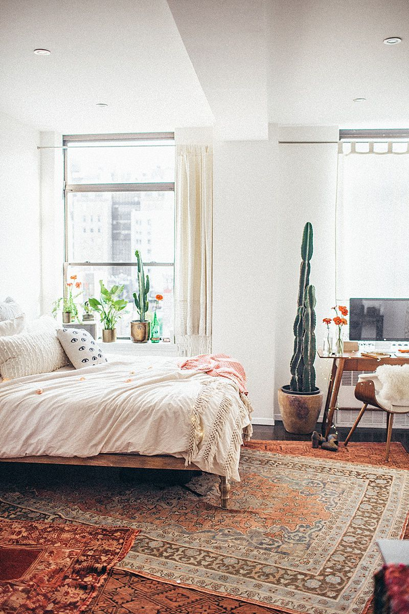 rugs in bedroom layering rugs home decor trend KYRBVEH
