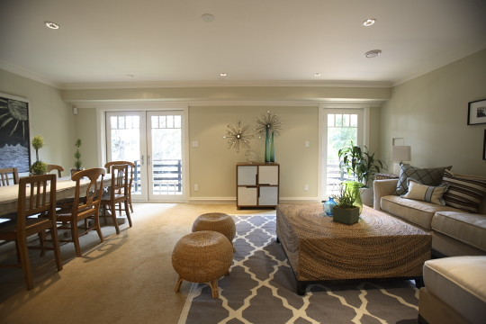 rugs on carpet noe valley remodel contemporary-living-room LSAVXIU