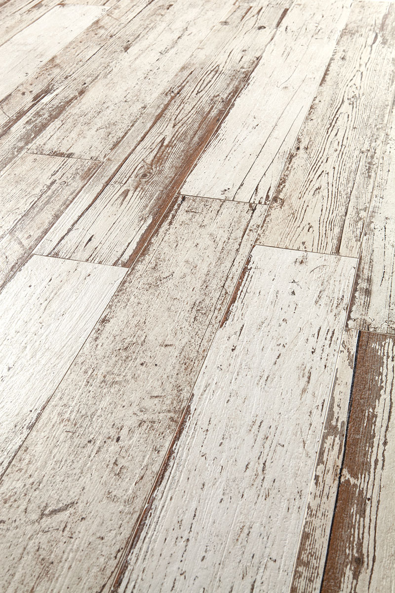 Rustic wood floor tile wood look tile: 17 distressed, rustic, modern ideas ABHVYAB