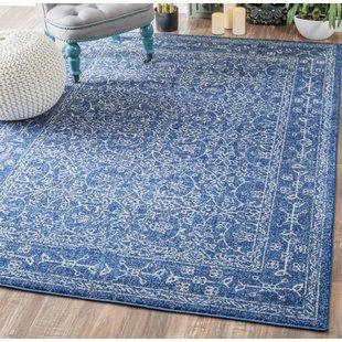 sardis blue area rug NCANMVR