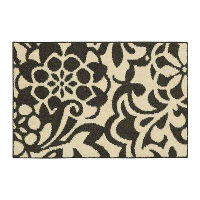 scatter rugs simpatico earth gray starch 2 ft. 6 in. x 3 ft. 9 in EAVMOAE
