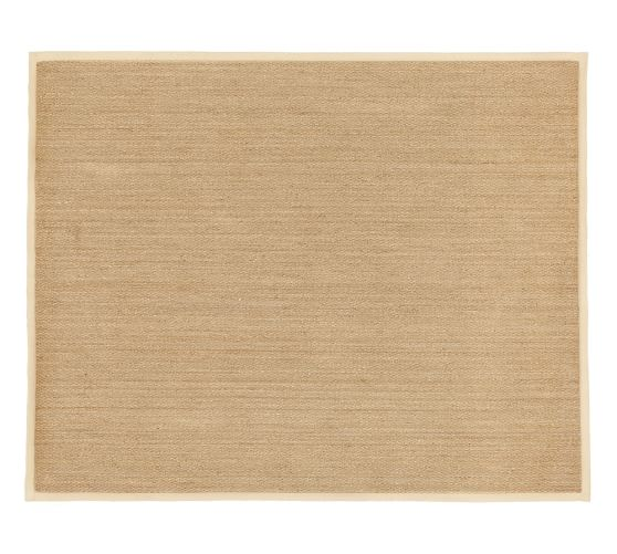 seagrass rugs color-bound seagrass rug - natural FMSGZKC
