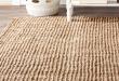 seagrass rugs safavieh natural jute hand-woven chunky rug LCQNJOO