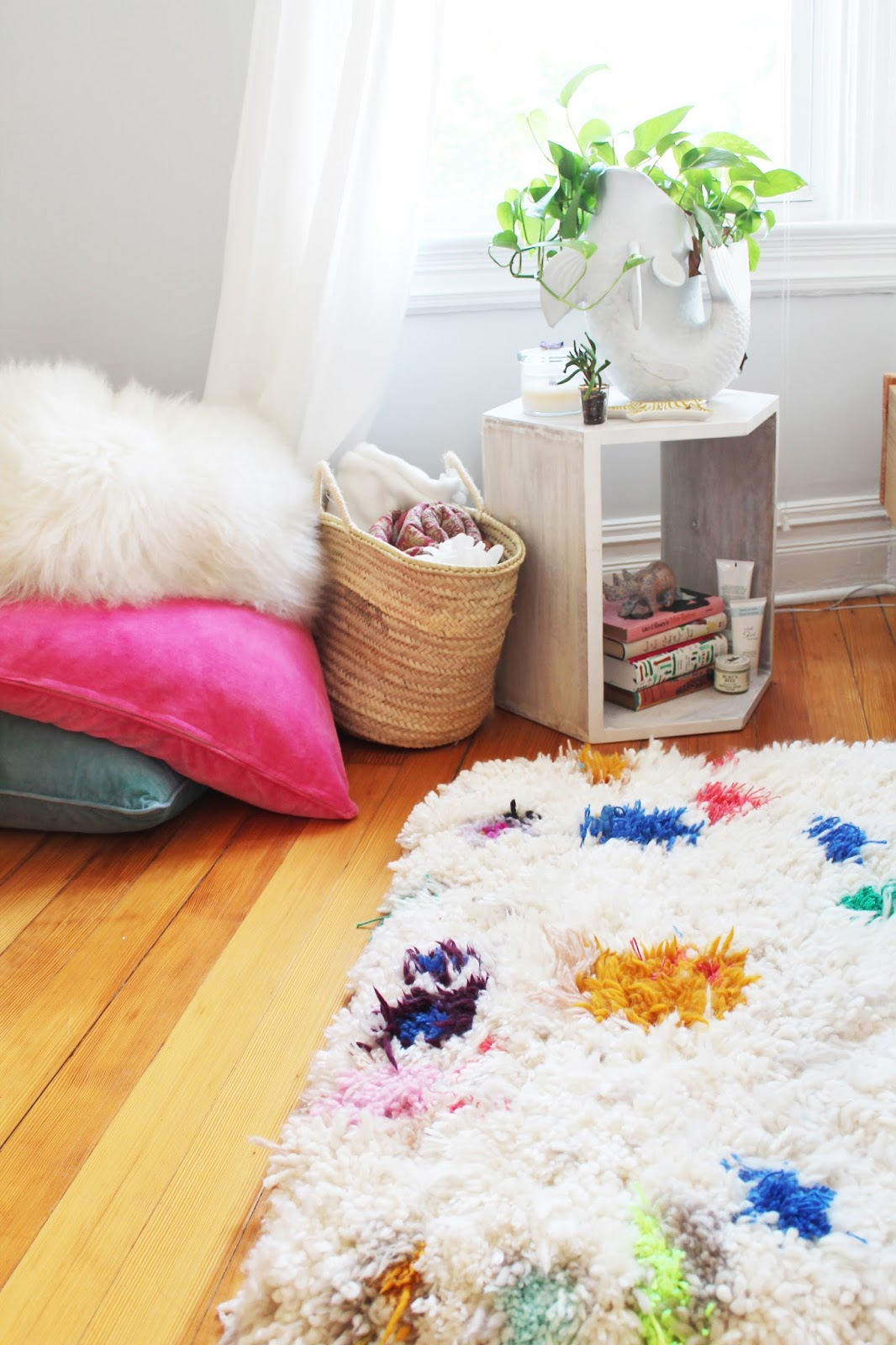 shaggy rug pattern diy yarn shag rug by lindsey crafter FWABGXD
