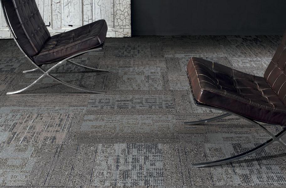 shaw carpet tile ... shaw intermix ... BZVVGKU
