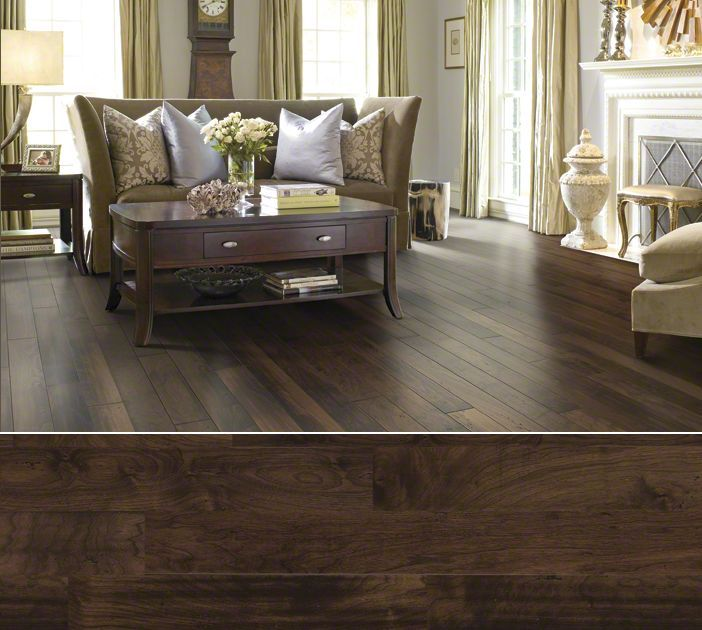 shaw hardwood flooring shaw floors epic hardwood in style grandin road color ivorydale walnut NLBSZBU