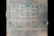 silk rugs viyet - designer furniture - rugs - nasser luxury rugs erased wool and EEOHMWV