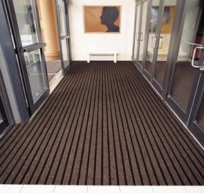 smart step™ arrow trax™ commercial carpet tiles MOYHNJX