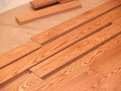 solid hardwood floor hardwood (oak) floor over wood sub floor KVALMXW