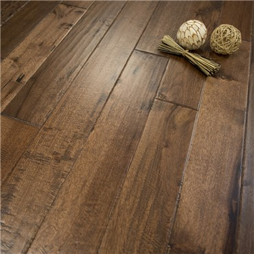 solid hardwood floor old west hand scraped hickory character prefinished solid wood floors GEJFBUS