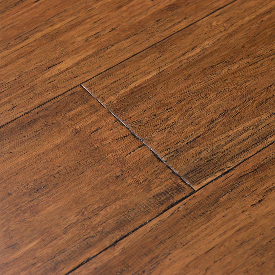 solid oak flooring cali bamboo fossilized 5-in antique java bamboo solid hardwood flooring  (21.5-sq PMEOBUH