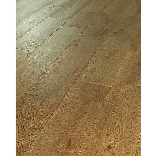solid oak flooring wickes dusky oak solid wood flooring | wickes.co.uk OLQYVGL