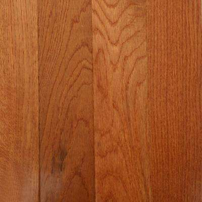 solid oak wood flooring american originals copper dark oak 3/4 in. t x 3-1/ WQQKCRR