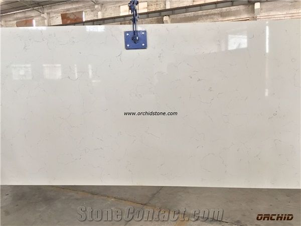 Solid stone floors carrara bianca quartz stone slabs,carrara bianca engineered stone,carrara  white solid surface,carrara white QGNWRPF