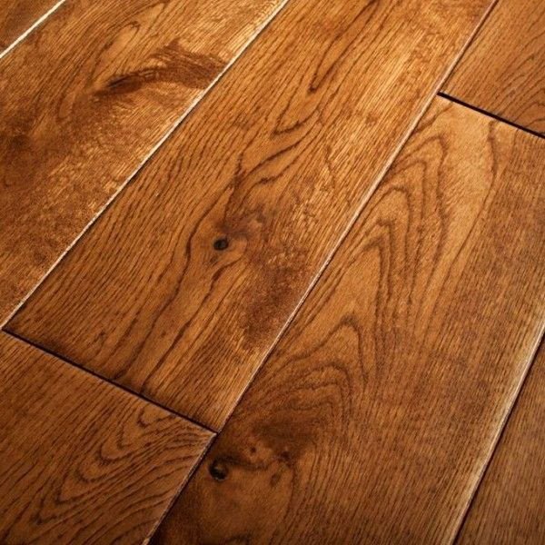 Solid wood floor best solid oak wood flooring 18mm x 125mm hand scraped tobacco oak solid JRHPICQ