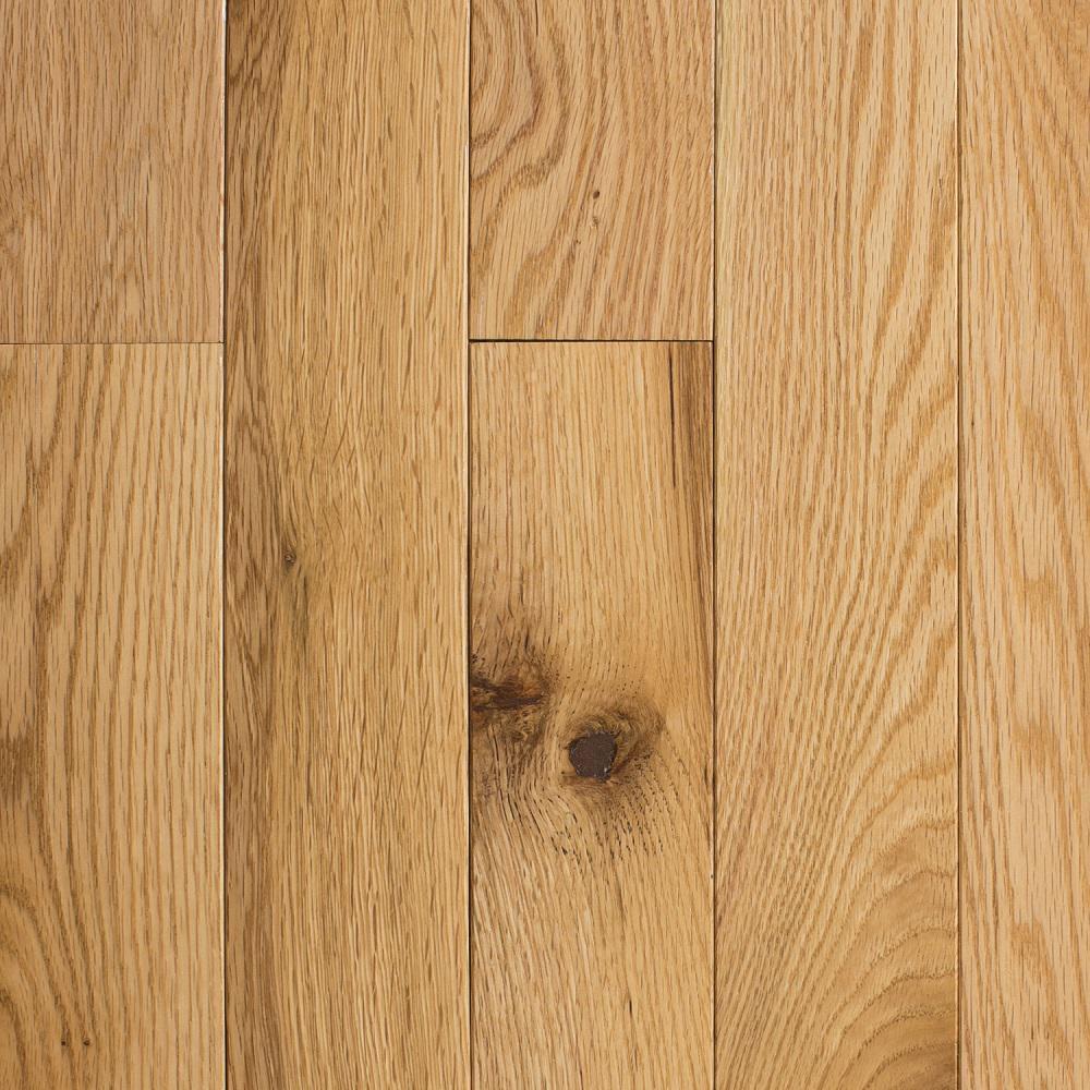 Solid wood floors blue ridge hardwood flooring red oak natural 3/4 in. thick x 2- QLTJTCR