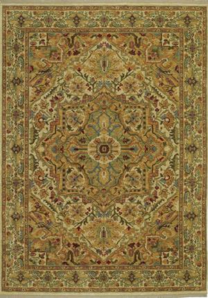 stately empire palace stone rug. shaw rugs OGGKICC