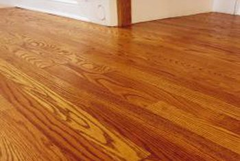 Strong wood floor even a strong wood finish will absorb water on occasion. TYJREPM