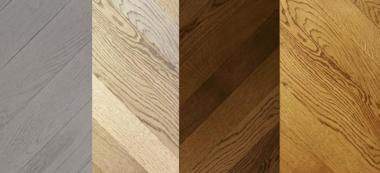Strong wood floor the chevron wood floor pattern is one of the most striking and distinctive DLWOJGD